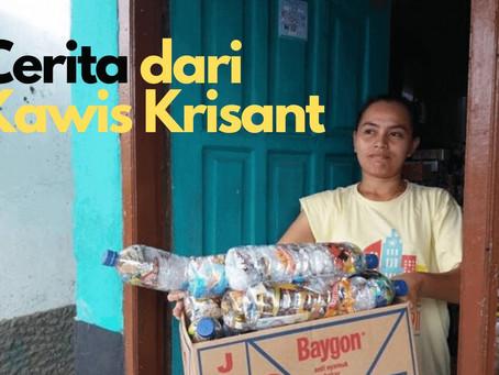 Kawis Krisant, Lombok; bukan sekedar kampung warna warni