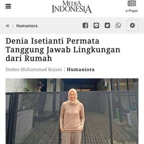 #MinisponsibleHouse di Media Indonesia