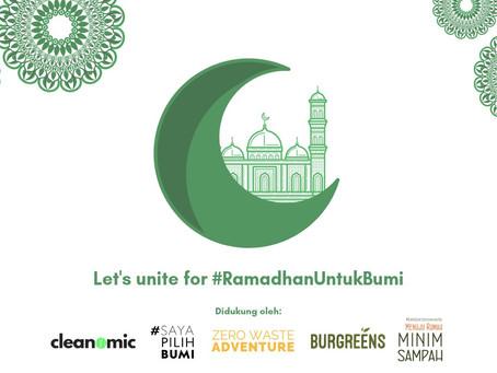 #RamadhanUntukBumi Giveaways