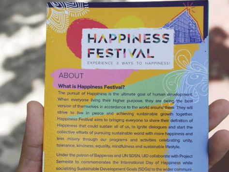 Happiness Festival 2018
