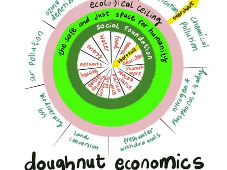 Apa itu Doughnut Economics?