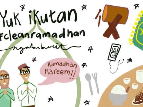 Yuk ikutan #CleanRamadhan ngabuburit (Re-Updated)