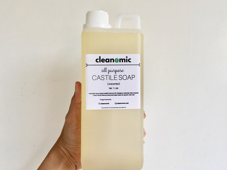 Serba-serbi Castile Soap