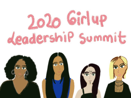 Cerita dari Girlup Leadership Summit 2020