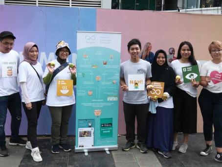 Membangun anti food waste app pertama di Indonesia