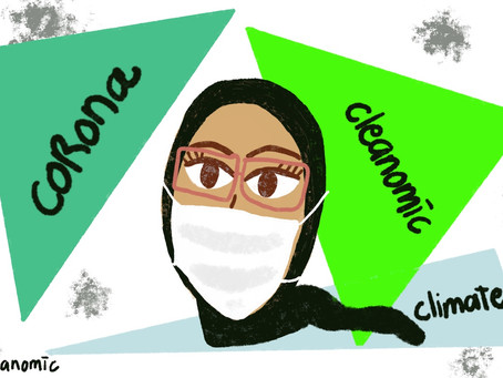 Cleanomic, Corona and Climate Change