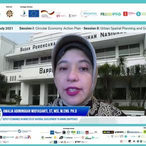 Cerita dari Indonesia Circular Economy Forum (ICEF) 2021: Perjalanan Ekonomi Sirkular di Indonesia