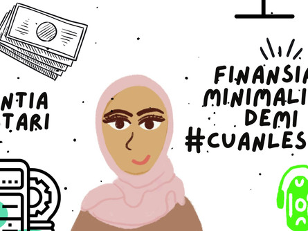 Finansial Minimalism demi #CuanLestari