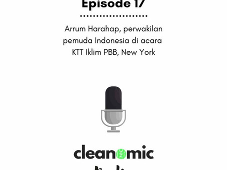 Episode 17 : Arrum Harahap