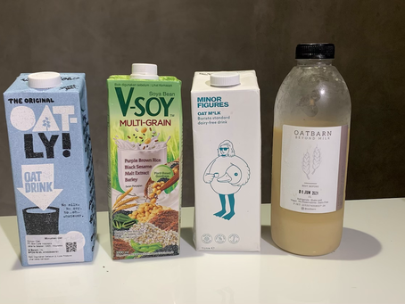 Plant-Based Milk Review
