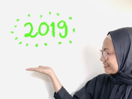 Terima kasih 2019; selamat datang 2020!