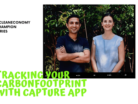 Tracking your carbon footprint with Capture