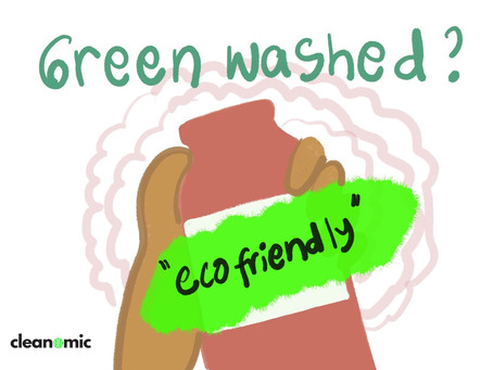 Are You Being Greenwashed?