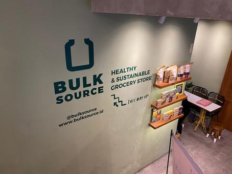 Shopping Haul dari Bulksource