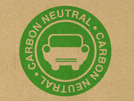 Carbon Neutral dan Carbon Negative
