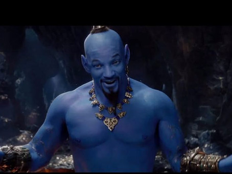 Lets talk about that new Aladdin trailer..