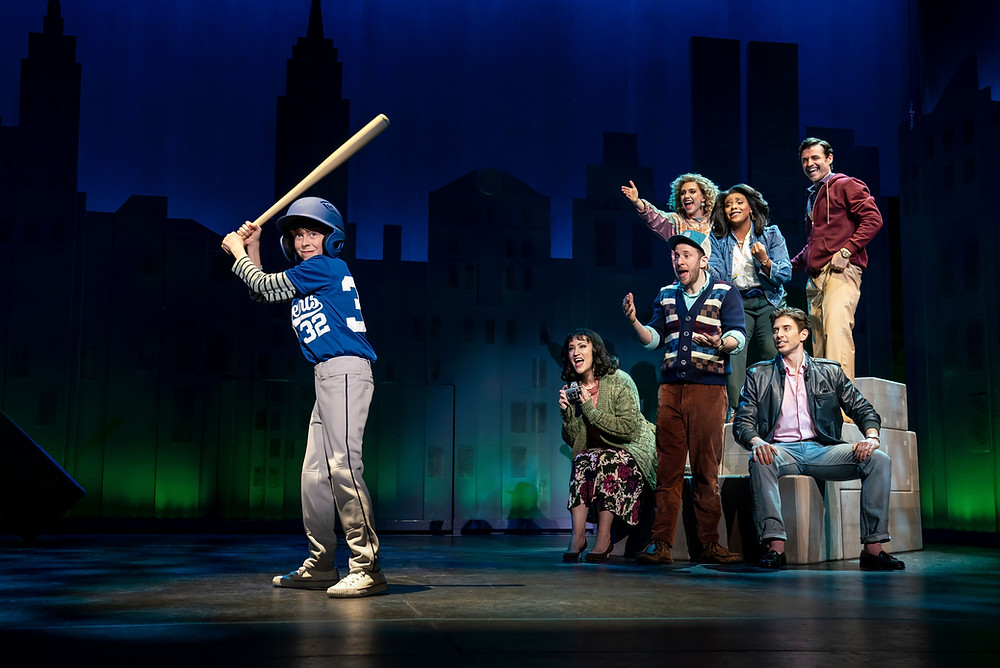 The First National Touring Company of Falsettos