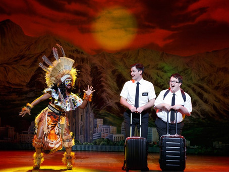 The Comedic Juggernaut That Is The Book of Mormon!