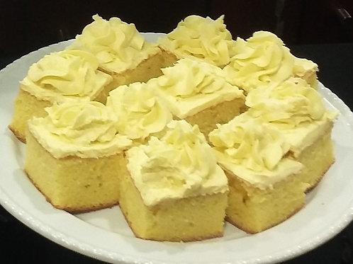 MINI CAKE SQUARES