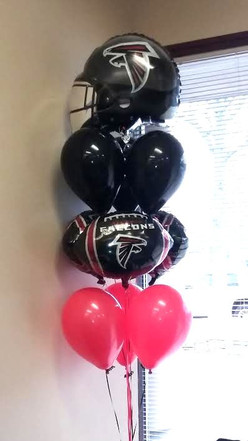 Falcons (or your favorite team) football tree