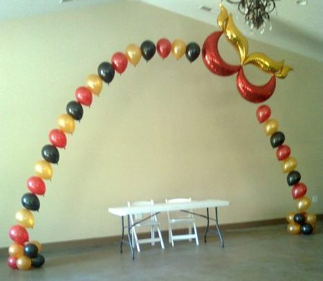 Mask Arch