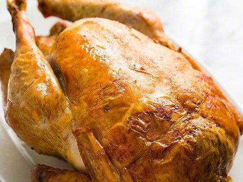 Baked Whole Turkey