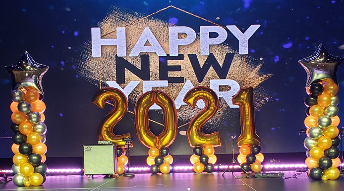New Year's 2021
