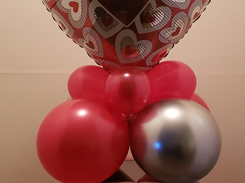 Balloon & Pastry Package