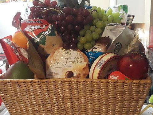 Fruit 'n Goodies Basket