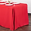 Thumbnail: POLYESTER RECTANGLE TABLECOVERS