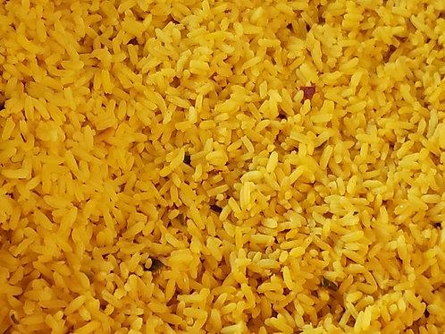 Seasoned Yellow Rice