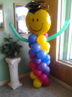 Smiley Grad column