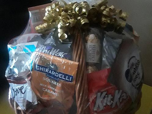Snack Goodies Gift Basket