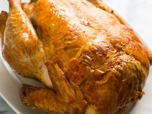 Baked Whole Turkey