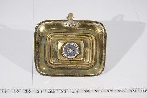 Vintage Brass Candle Stick Holder