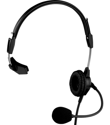 Hire RTS PH88 light weight headset