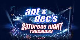 Ant and Dec's Saturday Night Takeaway logo