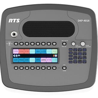 Hire RTS DKP4016, Rts Intercom Hire and Services, Hire RTS DKP4016 desk top keypanel