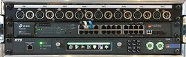 RTS Telex ODIN matrix frame