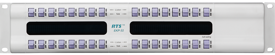 Hire RTS EKP32 expansion panel, Rent RTS EKP-32