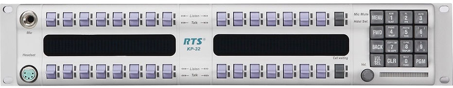 hire RTS KP32, KP 32, rent RTS Classic Key panel range