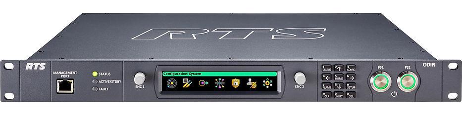 RTS Odin Omneo Matrix, RTS intercom and hire services