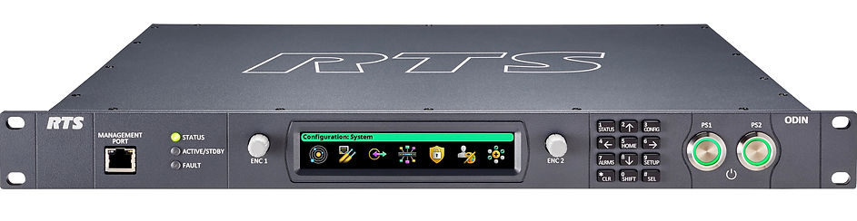 RTS Odin Omneo Matrix, RTS intercom and hire services