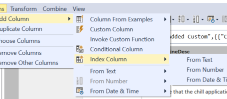 Tabular - PowerQuery - 5 arguments were passed to a function which expects between 2 and 4