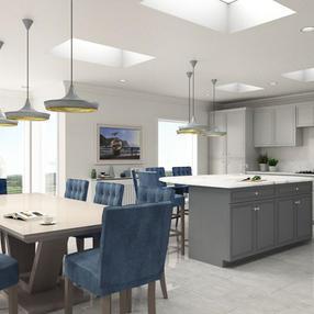 Open Plan House Remodel Cork (Architecture & Interior Design)