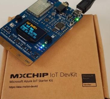 IoT Adventures - Part 1 - Azure IoT Dev Kit
