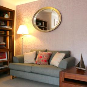 Living Room Interior Design, Cork