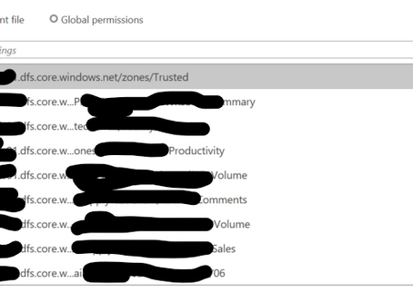 Consolidating Multiple PowerQuery connections to a single connection