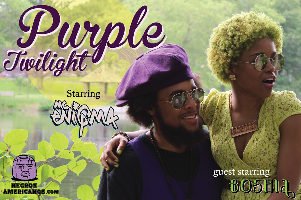 Purple Twilight by mc enigma is out.