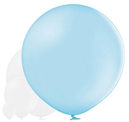 Obří balón  SKY BLUE, ekologické